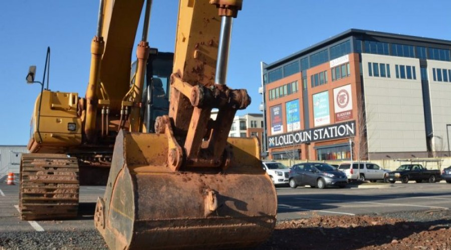 Comstock Breaks Ground on Ashburn Station Metro Garage