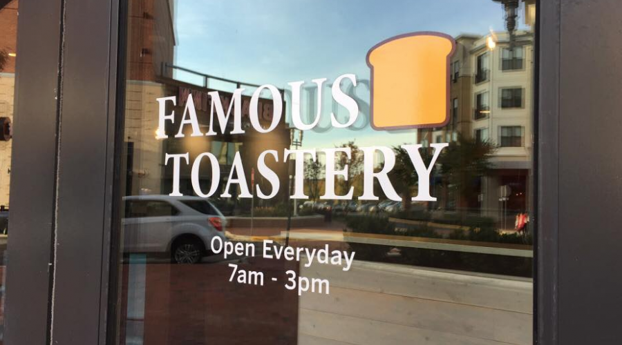 Famous Toastery opens in Ashburn